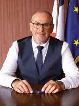 Patrick Rodhain maire de Rémalard en Perche